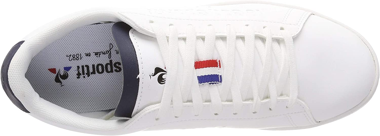 Le Coq Sportif Courtset Sport Sneakers White Sneakers