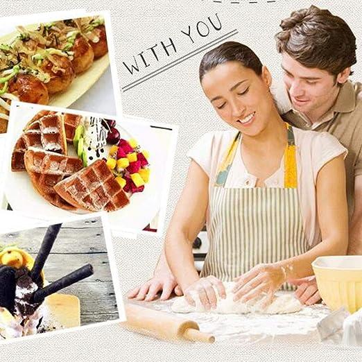 Danniers Waffle Gofrera, Panificadora, Diseño Compacto ...
