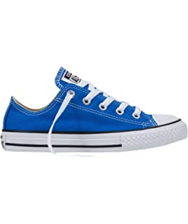 66d6ce18f7384 Converse Enfant Sneakers Chuck Taylor All Star Ox Roadtrip Blu ...