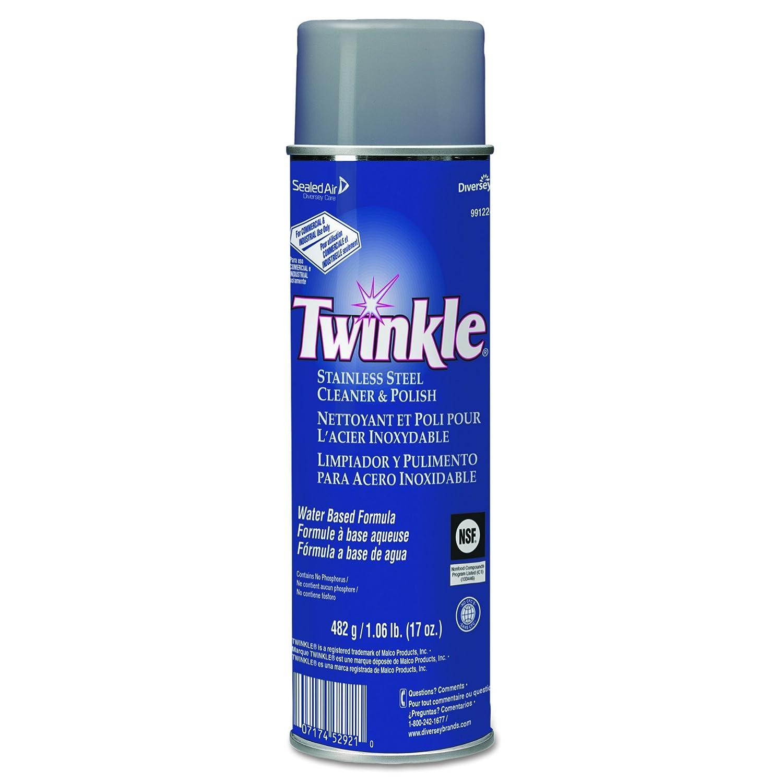 Amazon.com: Twinkle 91224 Acero Inoxidable Limpiador y ...