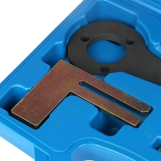 MRCARTOOL Kit de Herramientas para Cadena de distribución de Motor de Gasolina para BMW Mini Citroen Peugeot 1.8 2.0 2.5 3.0 Set: Amazon.es: Coche y moto