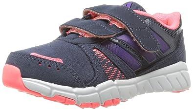 5364839d9e3 adidas Fluid Conversion CF K Chaussures pour Enfants Velcro Chaussures d  entraînement épiscopales Chaussures de