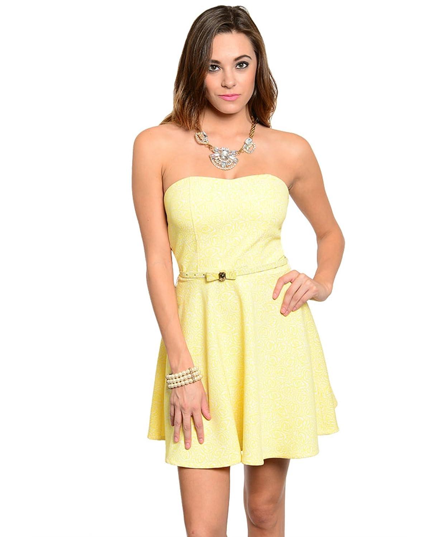 Minikleid / Partykleid / Frühlingskleid / Sommerkleid mit ...