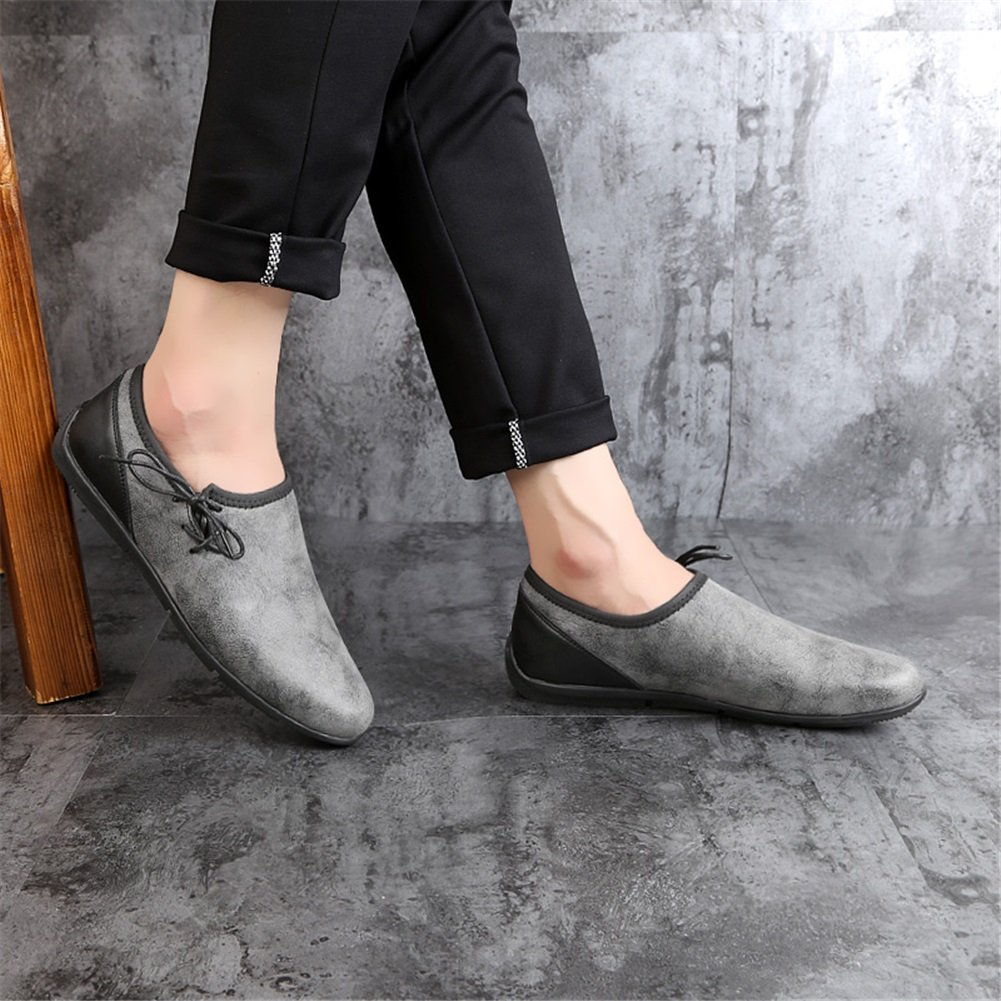 XUE Herrenschuhe Mikrofaser Breathable Casual Bequeme Schuhe Schuhe Schuhe Fahren Schuhe Loafers & Slip-Ons Party 248d18