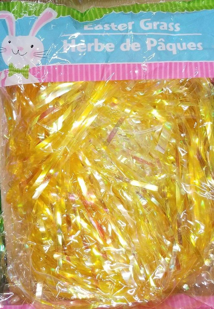 Easter Grass Yellow Iridescent 1.75 oz GREENBRIER