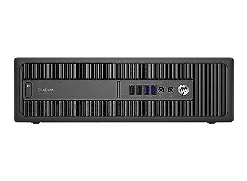 Hp elitedesk 800 g2 i5 6600 sff noir ordinateur de bureau intel