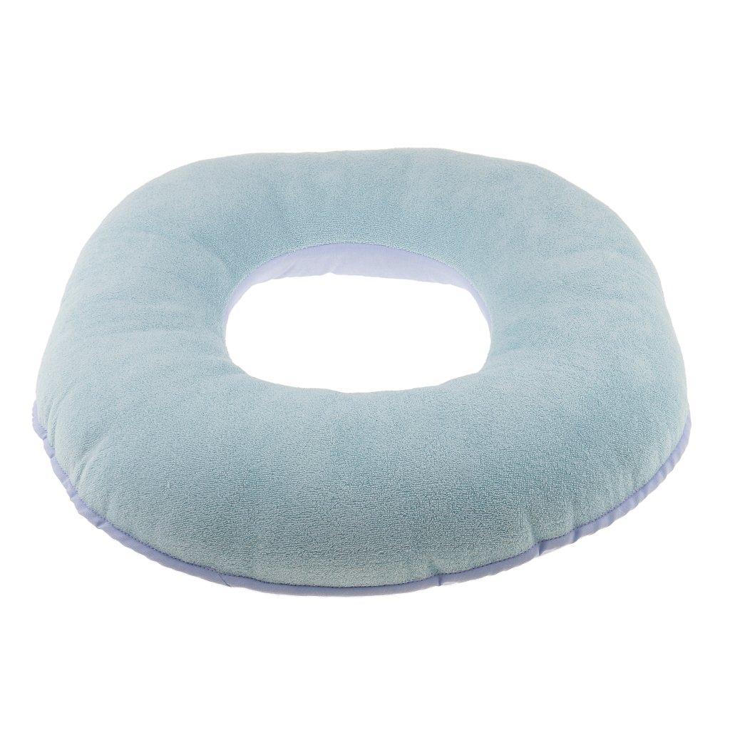 MagiDeal Anti-Bedsore Seat Cushion Pad Hemorrhoids Mat Pillow Pressure Pain Relief L