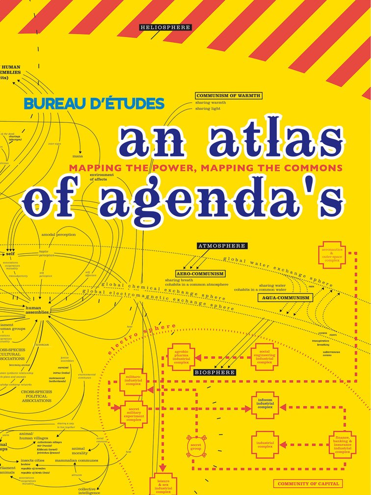 An Atlas of Agenda's: Mapping the Power, Mapping the Commons (OMP)