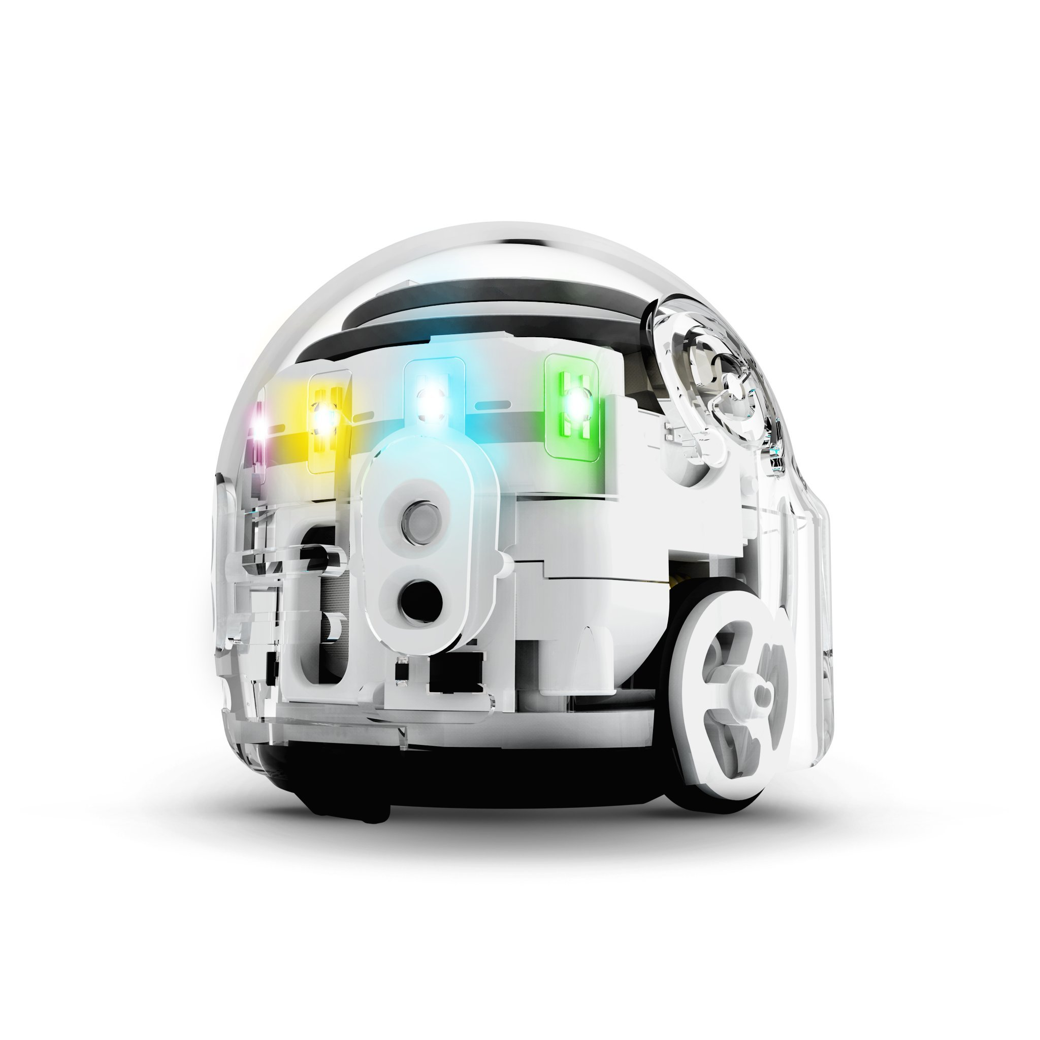 Ozobot Evo App-Connected Coding Robot (White)