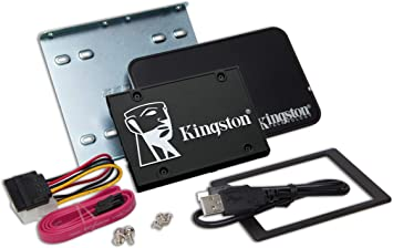 Kingston KC600 SSD SKC600B/2048G - Disco duro sólido interno 2.5 ...