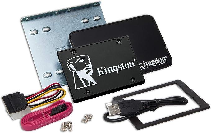 Kingston KC600 SSD SKC600/1024G - Disco Duro sólido Interno 2.5 ...