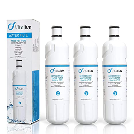 Amazon com: Replacement Premium Refrigerator Water Filter 2