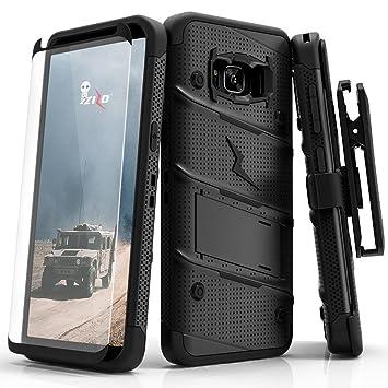 Zizo Bolt Cover - Carcasa para Samsung Galaxy S8