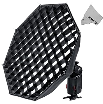 GODOX AD-S9 Flash Snoot with Honeycomb Grid 2 in 1 for Godox Flash Speedlite AD200 AD180 AD360II AD360 AD-S9
