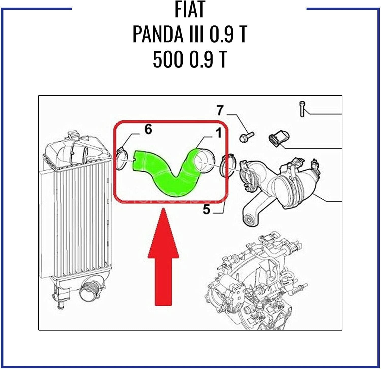 SW-T 400//600//Maniglie XL 600 CB 650 CNC in alluminio del manubrio Honda VT 600/C Shadow RS1//Argento CBX 600//650/