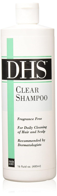 Dhs Clear Shampoo, 16 Oz