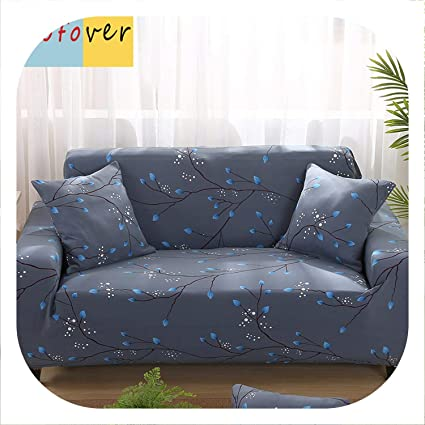 Amazon.com: Funda de sofá elástica para sofá, sofá y sofá de ...