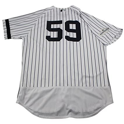 092e04ab0 Rob Thomson New York Yankees Game Used  59 Pinstripe Jersey (10 1 ...