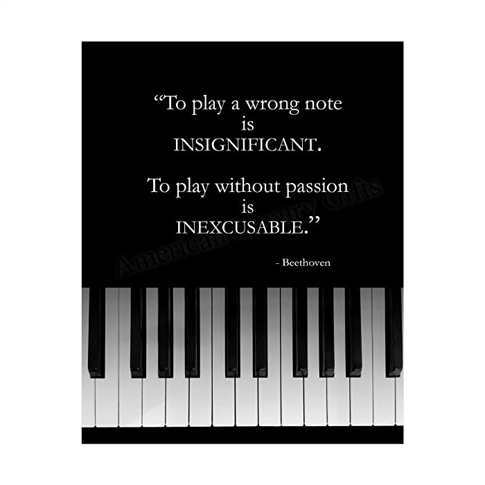 The Best Music Quote Decor