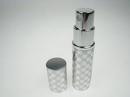 Parfum Pour Mosaïque Argent Atomiseur Sac Rechargeable À wvmNn08O