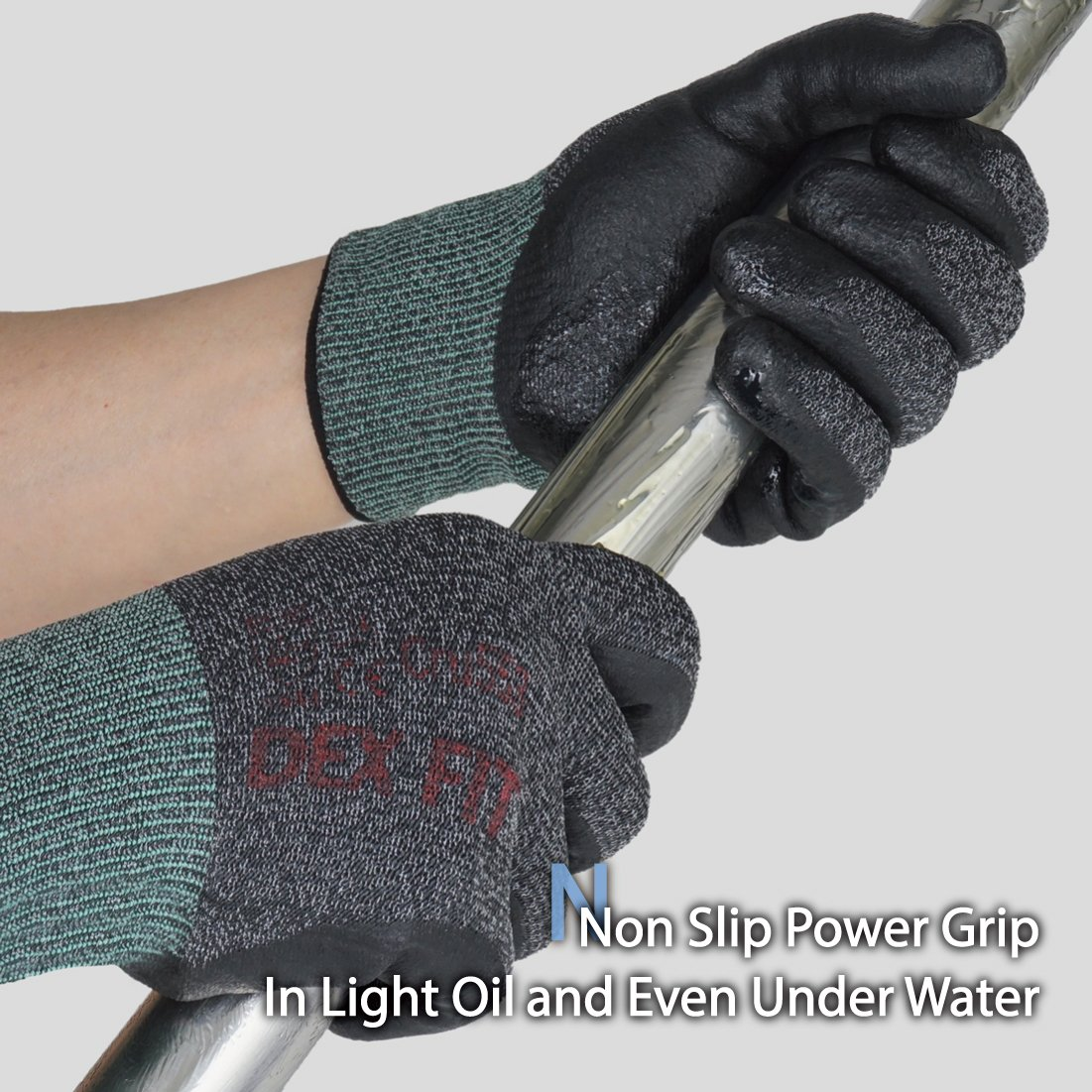 DEX FIT Work Gloves 3