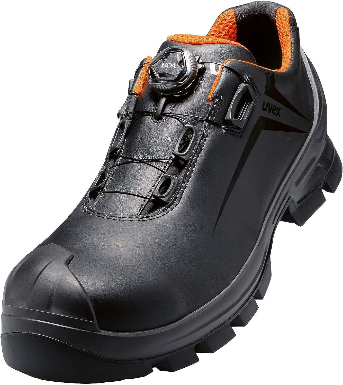 Uvex 2 Vibram BOA - Zapatillas de trabajo para hombre y mujer ...