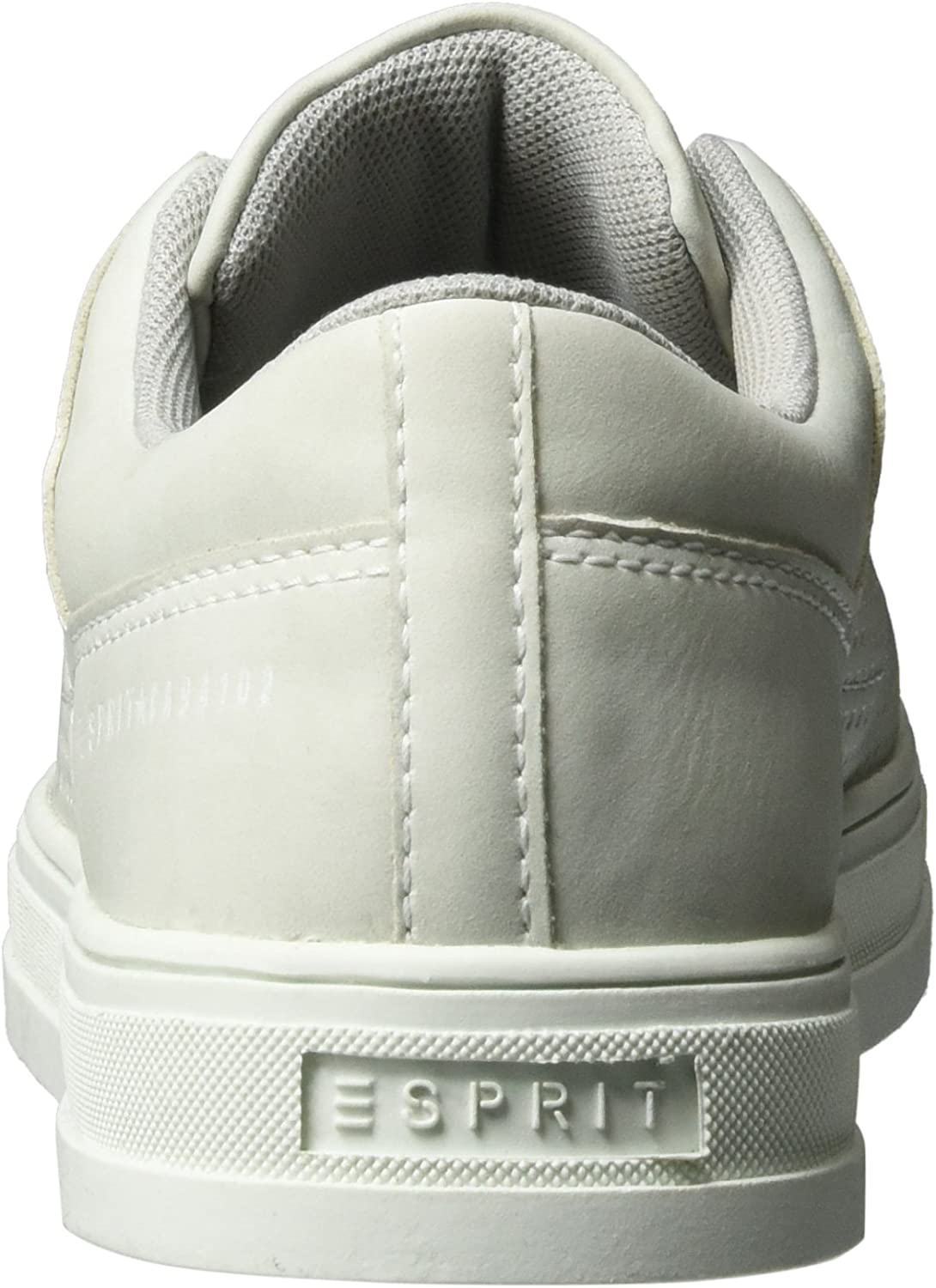 Red 3 UK Esprit Women/'s Sidney Perf Lace up Low-Top Sneakers
