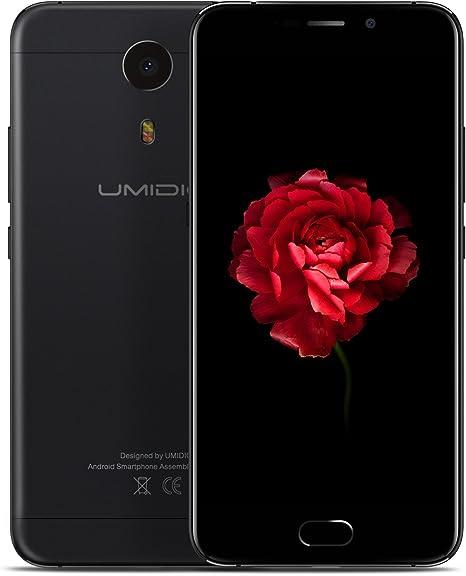 Umidigi Plus E - Smartphone Libre 4G LTE, Android 6.0, 6GB de RAM ...