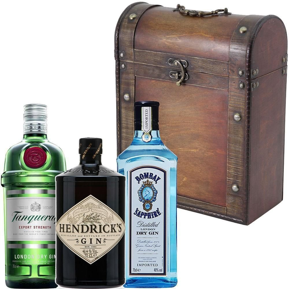 Trendy Gin Gift Set: Amazon.co.uk: Grocery