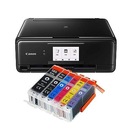 Canon Pixma TS8150 TS-8150 - Impresora multifunción de ...