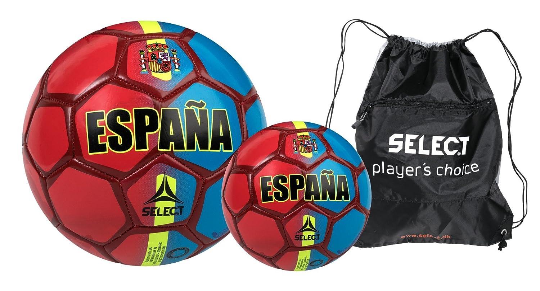 選択ワールドカップ国サッカーボール B079TP95MX Combo pack|スペイン スペイン Combo pack