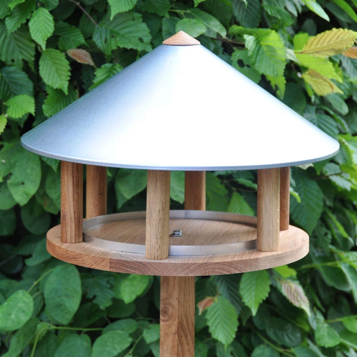 sconto prezzo basso Casetta per uccellini Aarhus mangiatoia per uccelli, uccelli, uccelli, in rovere di alta qualità  spedizione veloce a te