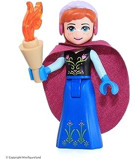 New Lego 41068 Disney Princess Minifigur Minifig Elsa dp018 Eiskönigin Neuware