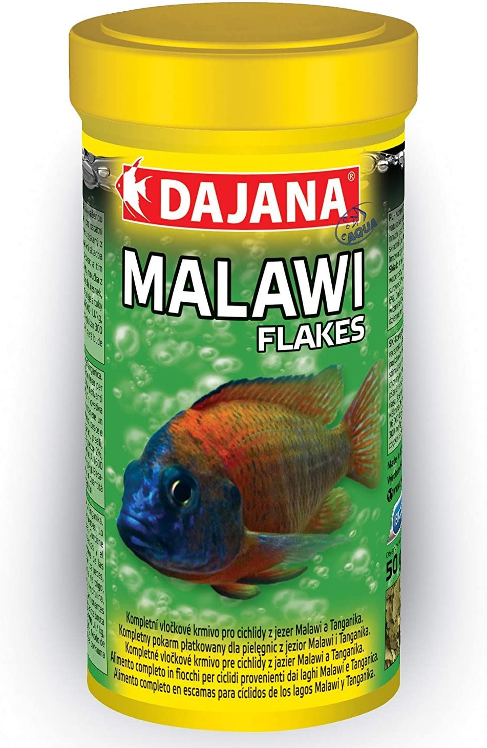 Dajana Malawi Flakes Best Food for African Cichlids