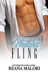 Weekend Fling (Weekend Lovers Book 1) Kindle Edition