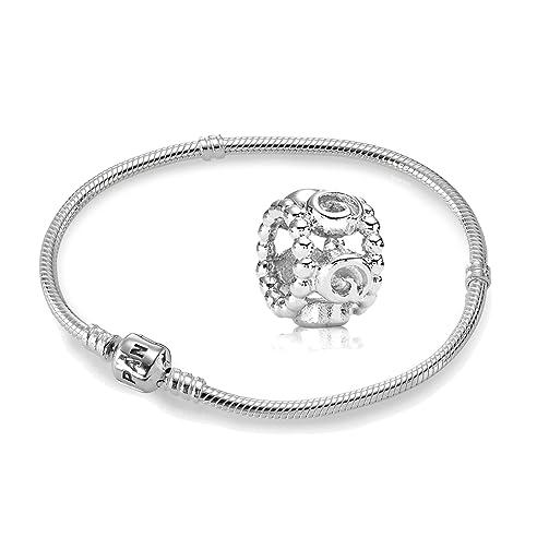 pandora armband mit rosenverschluss