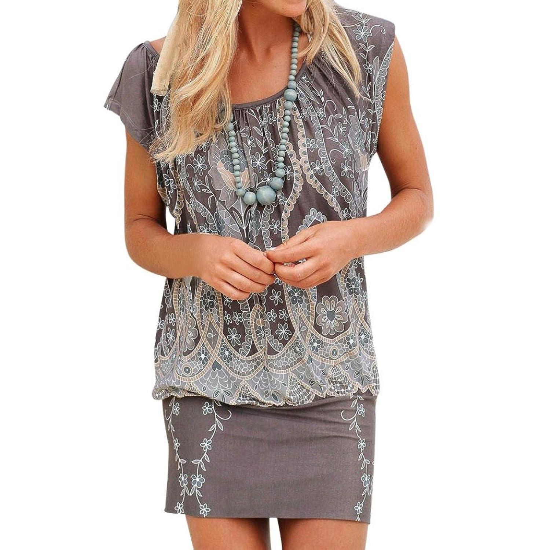 verfügbaren Angebote,kleider Ronamick Mode Frauen-beiläufige kurze ...