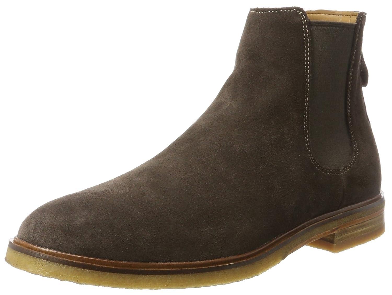 6ae2f9680cc601 Clarks Men s s Clarkdale Gobi Chelsea Boots  Amazon.co.uk  Shoes   Bags