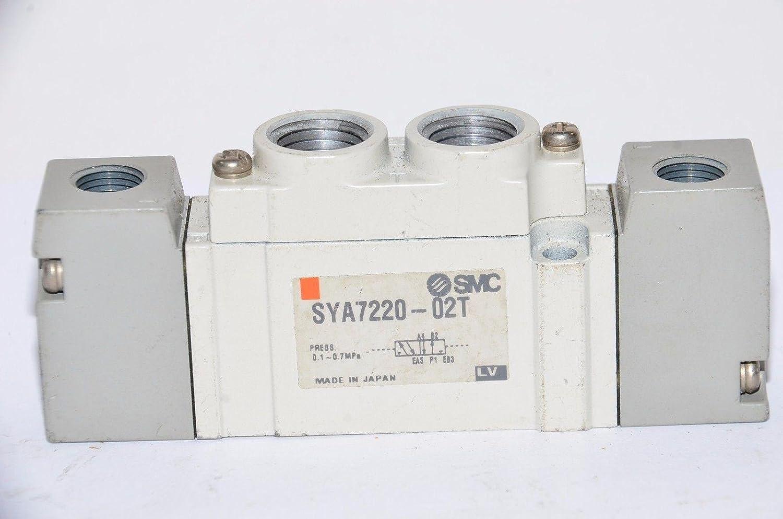 body pt SMC SYA3220-M5 valve air pilot