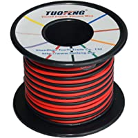 TUOFENG Cable de calibre 18, 20 m Cable