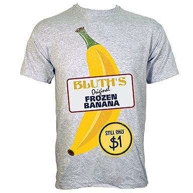 Camicia Di Calcio Mens Banane Congelati Originale Di Bluth nQT5QzE