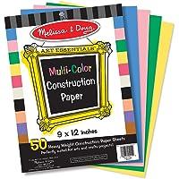 Melissa & Doug Multi-Color Construction Paper