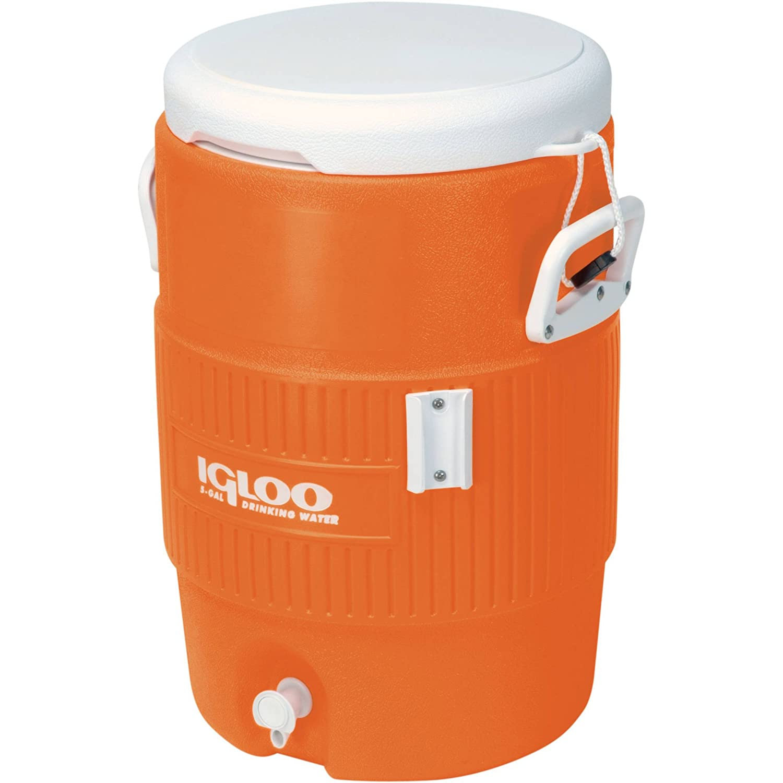 Igloo Heavy Duty Beverage Coolers, 5 Gallon