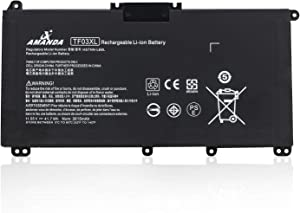 Amanda TF03XL Laptop Battery Replacement for HP Pavilion 15-CC 15-CD 17-AR Series 15-cc154cl 15-cc060wm 15-cc152od 15-cc055od 15-cd040wm 17-AR007CA 17-AR050WM 920046-121 920070-855 HSTNN-IB7Y