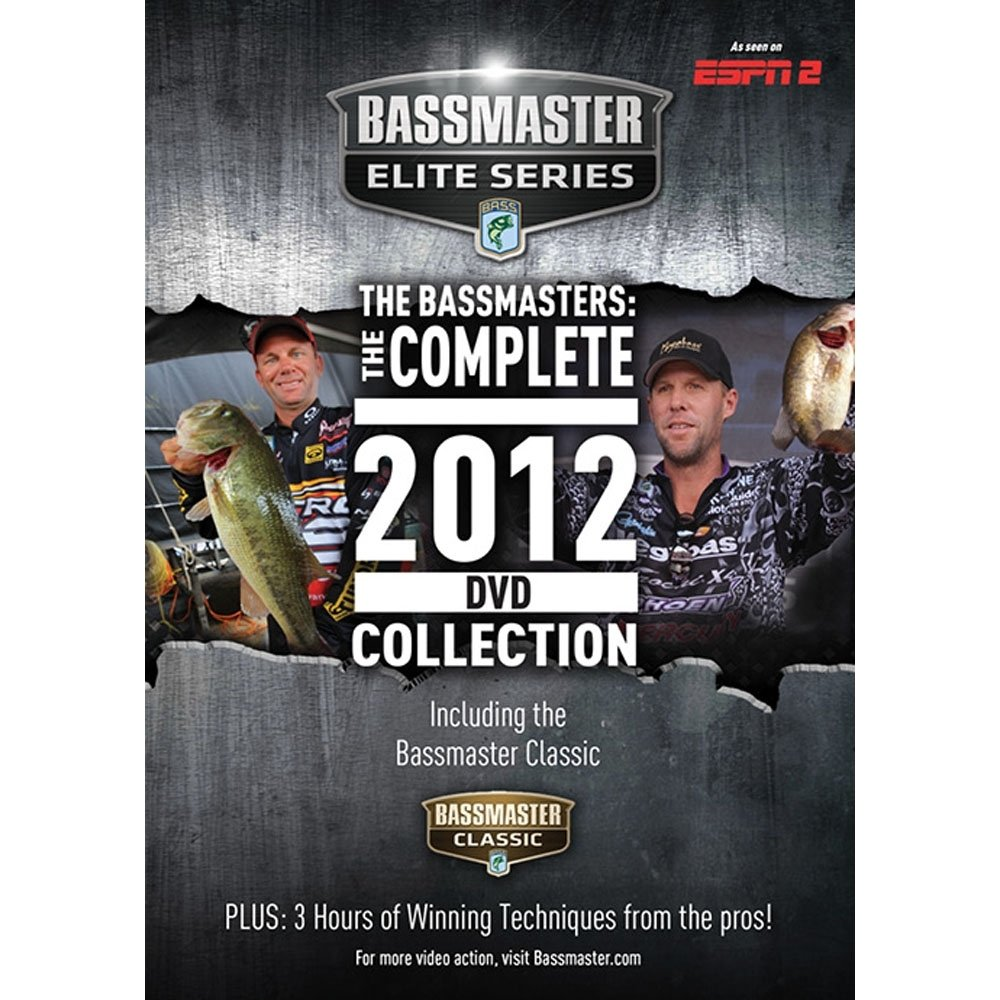 Bassmasters: The Complete 2012 DVD Collection
