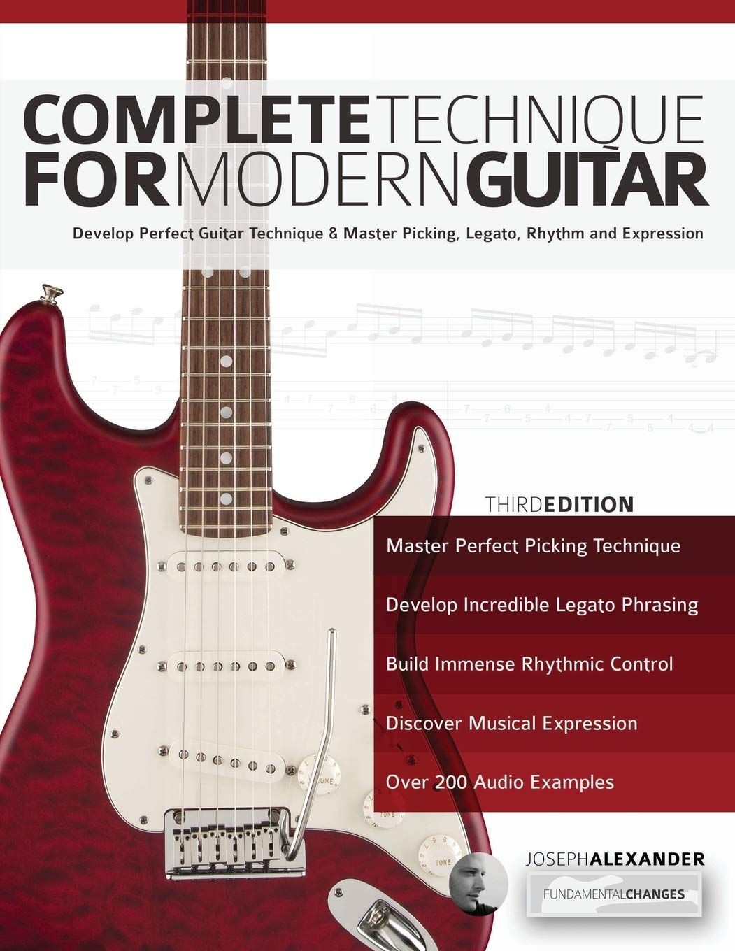 Complete Technique for Modern Guitar: Develop perfect guitar ...