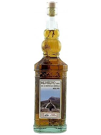 Herbero - Licor Tradicional de Hierbas Aromáticas.