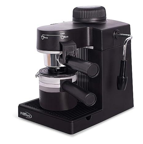 Amazon.com: Premium PEM350 Espresso Cappuccino - Máquina de ...