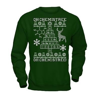 Amazon.com: Oh Chemistree, Oh Chemistree! Ugly Christmas Chemistry ...