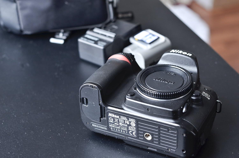 Amazon.com: NIkon D80 Cámara digital SLR, de 10.2 ...